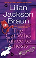 The Cat Who Talked to Ghosts by Lilian…