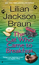 The cat who came to breakfast by Lilian…