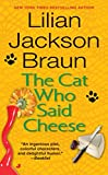 Braun, Lilian Jackson: Cat Who Said Cheese
