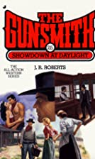 Showdown at Daylight by J. R. Roberts
