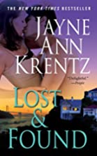 Lost and Found by Jayne Ann Krentz
