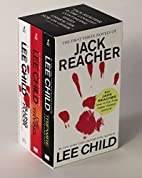 Lee Child Jack Reacher Books 1-3 by Lee…