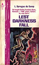 Lest Darkness Fall (Pyramid SF, F-817) by L.…