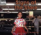Signs at the Store (Welcome Books: Signs in…