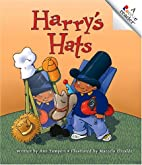 Harry's Hats (Rookie Readers. Level C)…