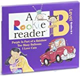 Kowalczyk, Carolyn: A Rookie Reader: Purple Is Part of a Rainbow, Too Many Balloons, I Love Cats Level B, Grades K-1