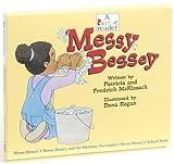 McKissack, Patricia C.: A Rookie Reader Boxed Set-Messy Bessey Boxed Set 1 (Rookie Reader-Boxed Sets)