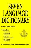 Schumaker, David R.: Seven Language Dictionary
