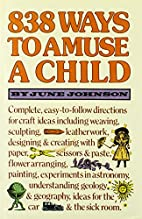 A Treasury of Tips to Amuse a Child by June…