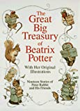 Potter, Beatrix: The Great Big Treasury of Beatrix Potter
