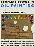 Outlet Book Company Staff: Complete Course in Oil Painting