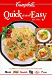 Teberg, Patricia: Campbell's Quick and Easy Recipes