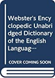 Random House Value Publishing Staff: Webster&#39;s Encyclopedic Unabridged Dictionary of the English Language