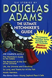 The Ultimate Hitchhiker's Guide by Douglas…