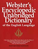 Random House Value Publishing Staff: Webster&#39;s Encyclopedic Unabridged Dictionary