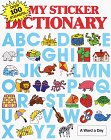 Random House Value Publishing Staff: My Sticker Dictionary