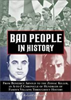 Bad People in History by Roland Barker