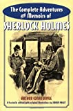 Doyle, Arthur Conan: The Complete Adventures &amp; Memoirs of Sherlock Holmes: Library Edition