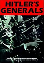 Hitler's Generals and Their Battles by…