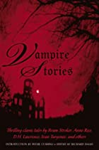 Vampire Stories by Richard Dalby