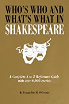 Who's who and what's what in Shakespeare :…