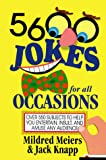 Knapp, J.: 5600 Jokes for All Occasions