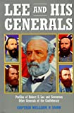Snow, William P.: Lee and His Generals