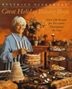 The Great Holiday Baking Book by Beatrice…