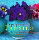 A Potpourri Of Pansies by Emelie Tolley