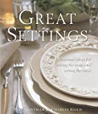 Great Settings by Peri Wolfman