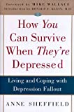 Sheffield, Anne: How You Can Survive When They're Depressed : Living and Coping with Depression Fallout