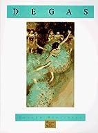 Degas: (CAL) (Crown Art Library) by Eduard…