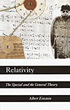 Relativity: The Special and General Theory…