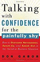 Talking with Confidence for the Painfully…