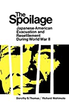 The spoilage by Dorothy S. Thomas
