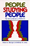 Georges, Robert: People Studying People