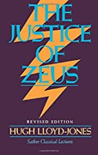 The Justice of Zeus (Botanical Monographs)…