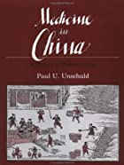 Medicine in China: A History of…