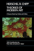 Theories of modern art: A source book by…