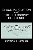 Space-Perception and the Philosophy of…
