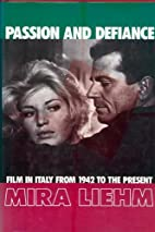 Passion and Defiance: Film in Italy from…