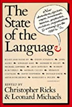 The State of the Language [1990] by…