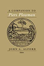 A Companion to Piers Plowman by John A.…