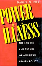 Power and illness : the failure and future…