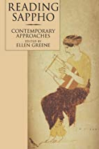 Reading Sappho : contemporary approaches by…