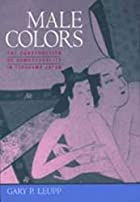 Male Colors: The Construction of…