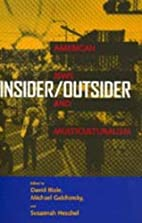Insider/Outsider: American Jews and…