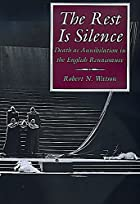 The Rest Is Silence: Death as Annihilation…