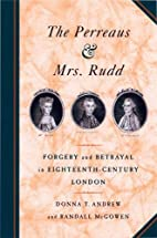 The Perreaus and Mrs. Rudd: Forgery and…