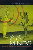 Out of Our Minds: Reason and Madness in the…